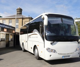 Large coach hire