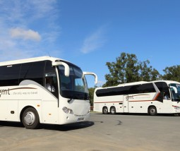private hire coaches Newcastle