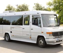School minibus hire