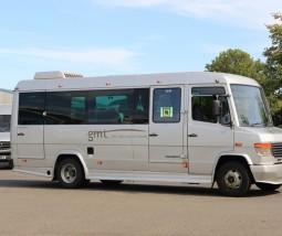 School minibus rental