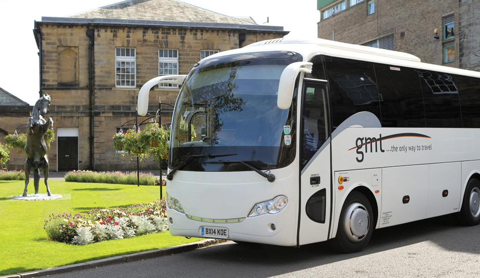 Wedding guest coach hire